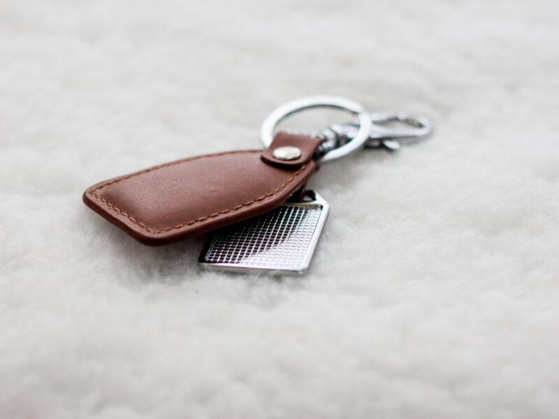 Meer als zomaar een hanger voor je sleutels